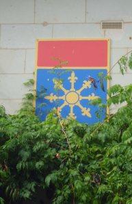 Abbess Mathilde's crest