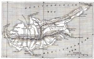 Island of Cyprus