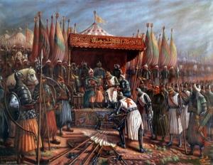 Surrender to Saladin